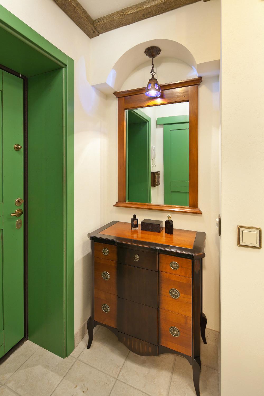 Дизайн маленьких кухонь и прихожих