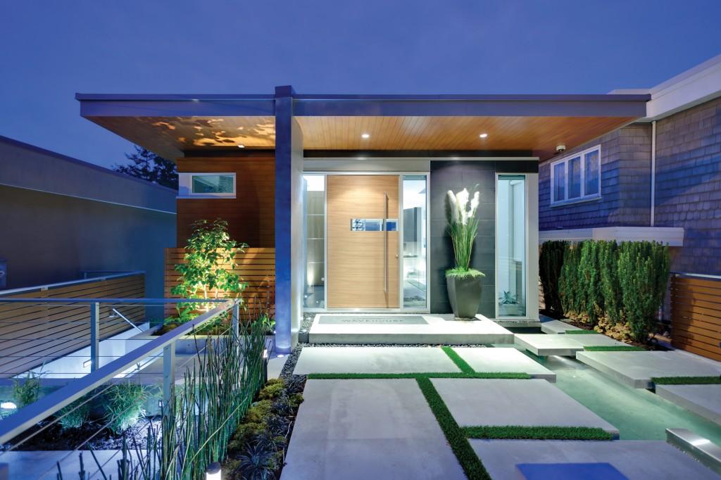 House entry design