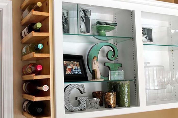 """Kitchen cabinets ideas """" kitchen cabinet divider rack - insp."""