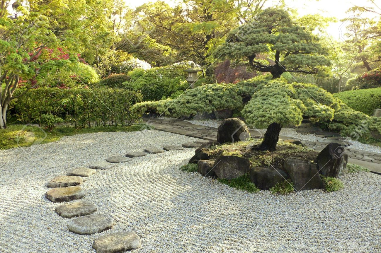 beautiful hawaiian zen garden - photo #7