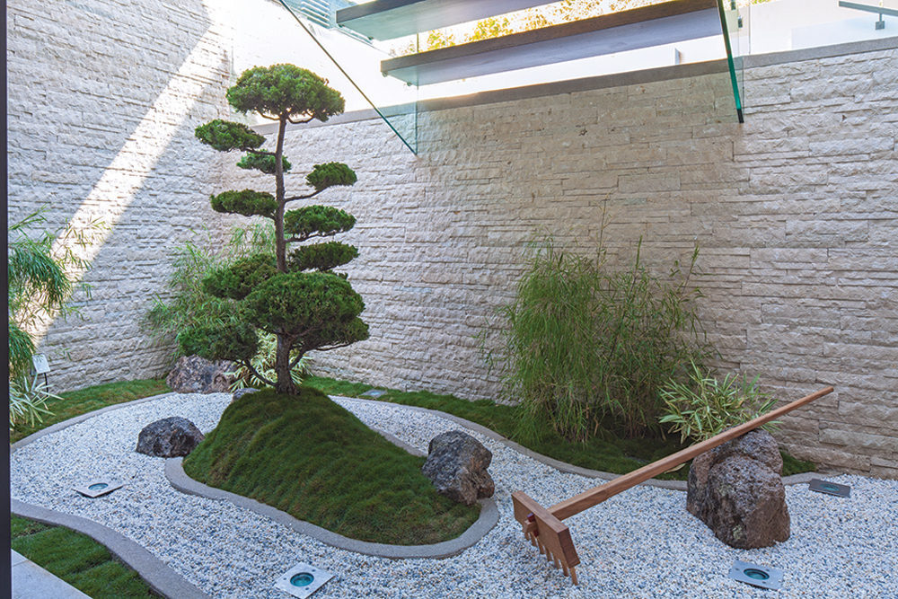 the zen principles in relation to the zen garden So what is the point of a zen garden the placement of the stones is intentional and very well-considered in the ryoanji temple, for example, there are 15 stones, but they are placed in such a way that you can only see 14 of.