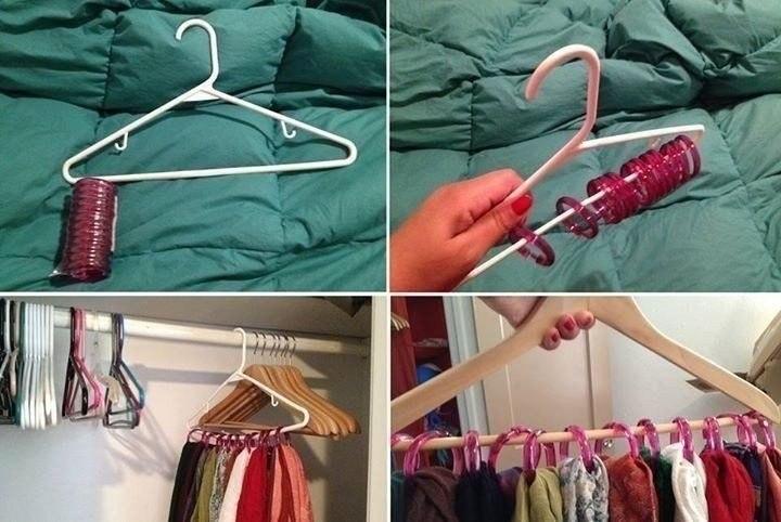 Как сделать шарф в домашних условиях - Шина Плюс