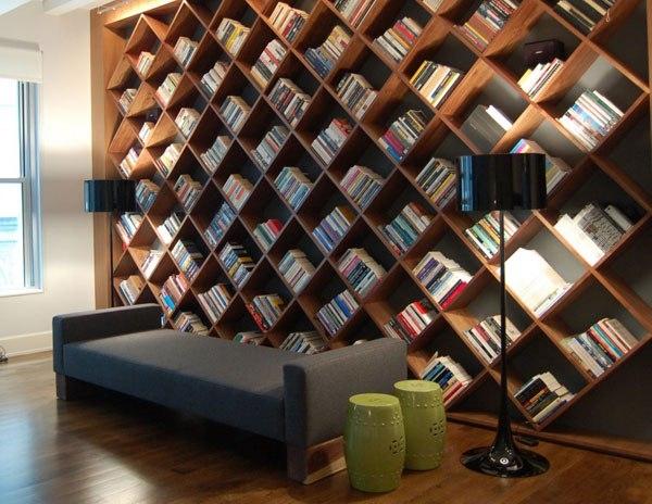 Дизайн библиотеки интерьер