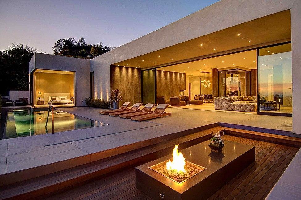 Самые красивые интерьеры домов фото