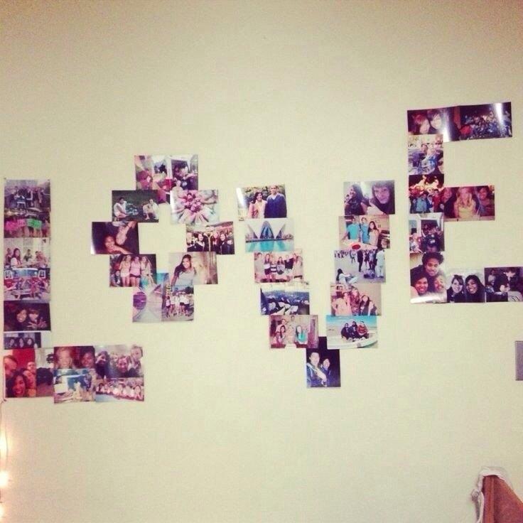 Как сделать коллаж из фото на стену своими руками