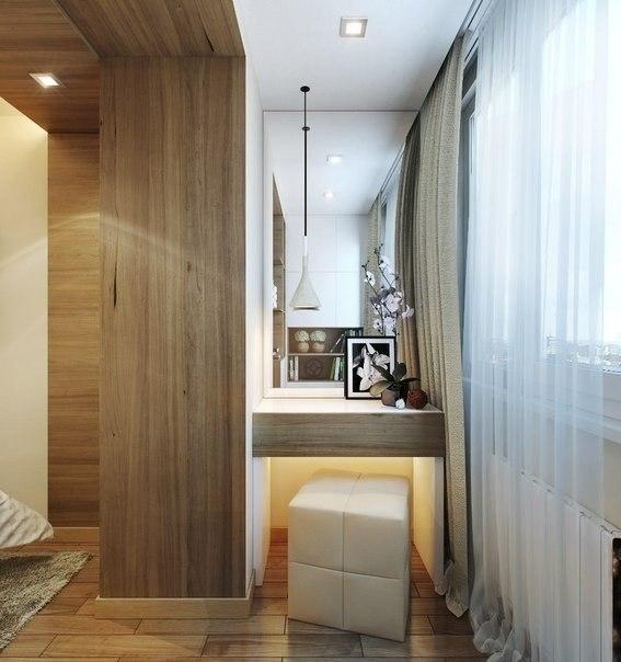 Дизайн комнаты 12 кв.м фото с балконом
