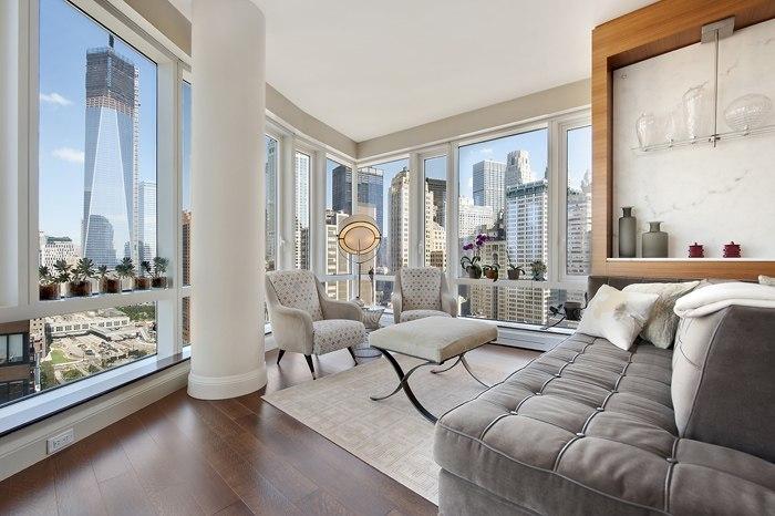 фото квартиры в нью йорке