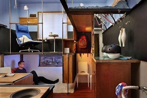 Квартира 17 кв м дизайн фото