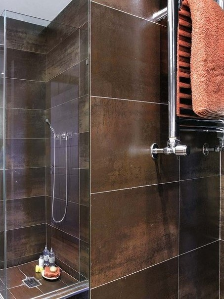 Ванна и туалет дизайн на 5 кв