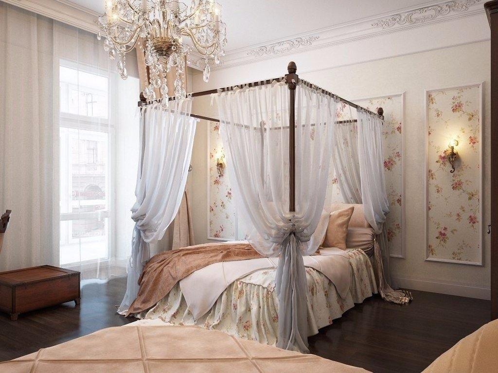 Сделать своими руками кровать с балдахином