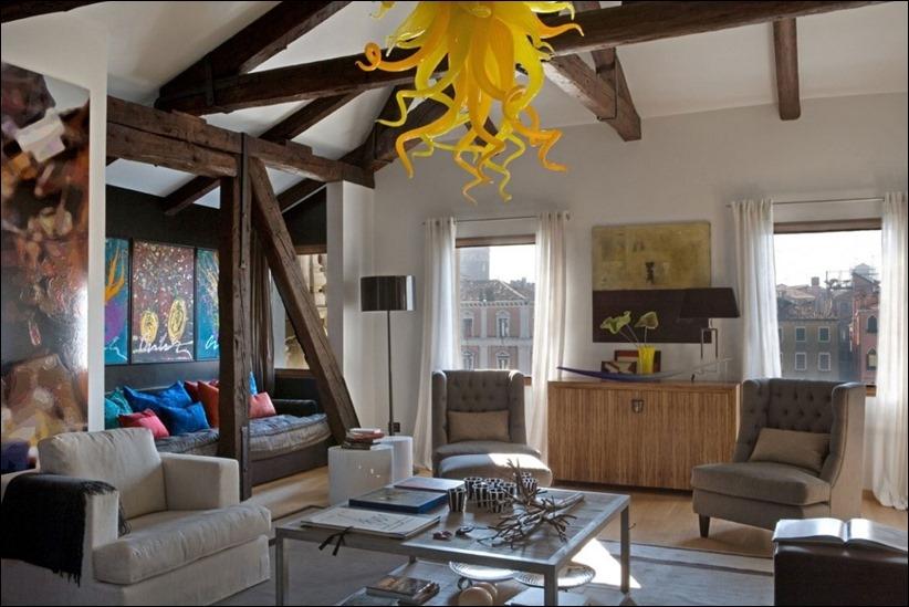 дома в венецианском стиле фото