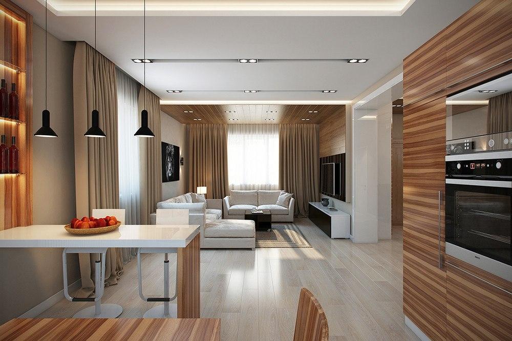 Дома 100 м дизайн
