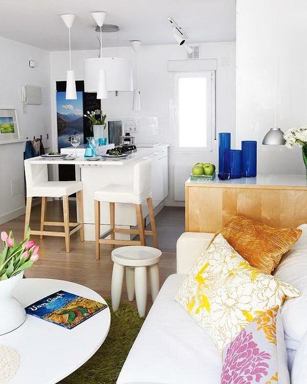 Малогабаритные квартиры в испании