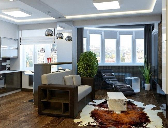 Дизайн квартиры 29 кв м