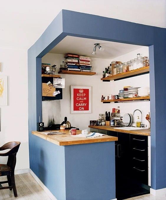 Идеи для дизайна кухни своими руками фото