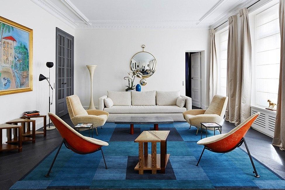 Свежие дизайна квартиры