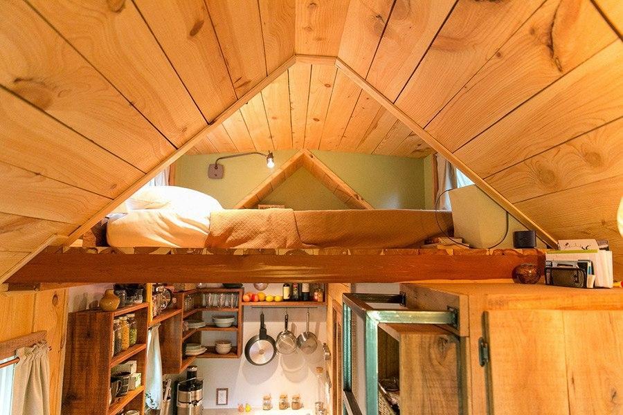 Дизайн маленького дачного дома