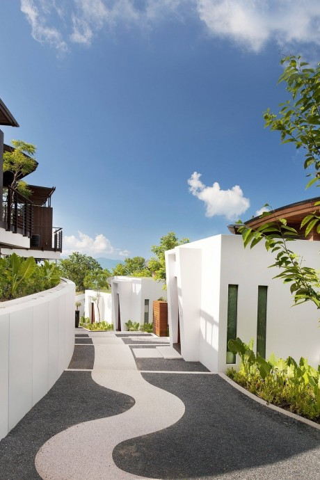 Отель W Retreat Koh Samui на курорте Маенам, Таиланд 5
