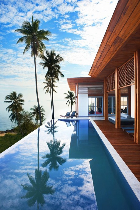Отель W Retreat Koh Samui на курорте Маенам, Таиланд 3