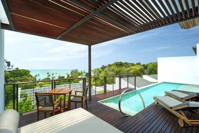 Отель W Retreat Koh Samui на курорте Маенам, Таиланд 7