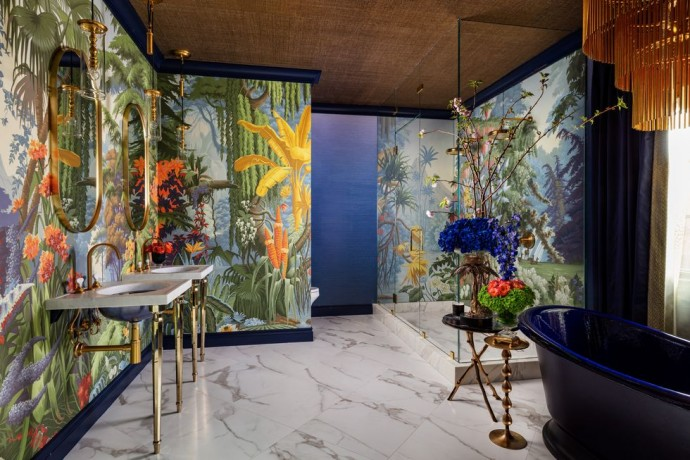 Выставочный дом Kips Bay Decorator Show House во Флориде, оформленный несколькими дизайнерами