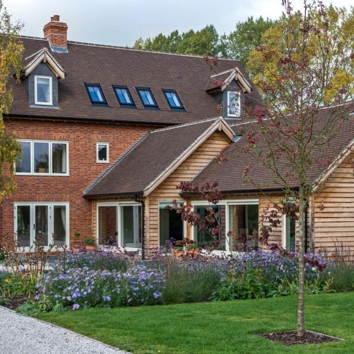 Семейный дом в Бакингемшире, Великобритания