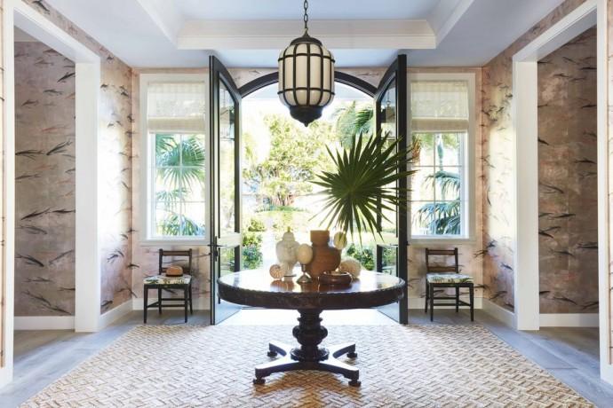 Дом дизайнера Саммер Торнтон в Неаполе, Флорида