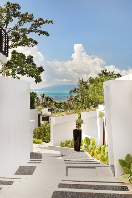 Отель W Retreat Koh Samui на курорте Маенам, Таиланд 1